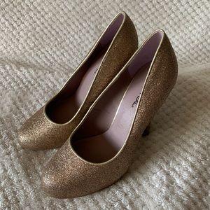 Xappeal Glitter Heels